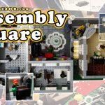 LEGO Assembly Square 10255 Creator Expert Modular