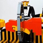 Magic brought to life in the illusionist, a LEGO automaton
