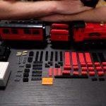 LEGO Hogwarts Express Step by Step Upgrade (set 75955)