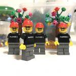 LEGO Parts Haul from BrickLink.com – Sig Figs, Hogwarts Express MOD
