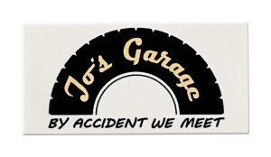 LEGO Creator Expert 10264 Jo's Garage Classic Sign