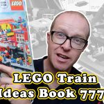 LEGO Train Ideas Book 7777 – Inspiration for your LEGO City Railway!