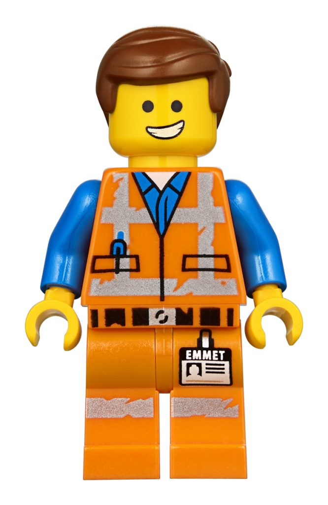LEGO Movie 2 - Welcome to Apocalypseburg 70840 - Emmet Minifgure