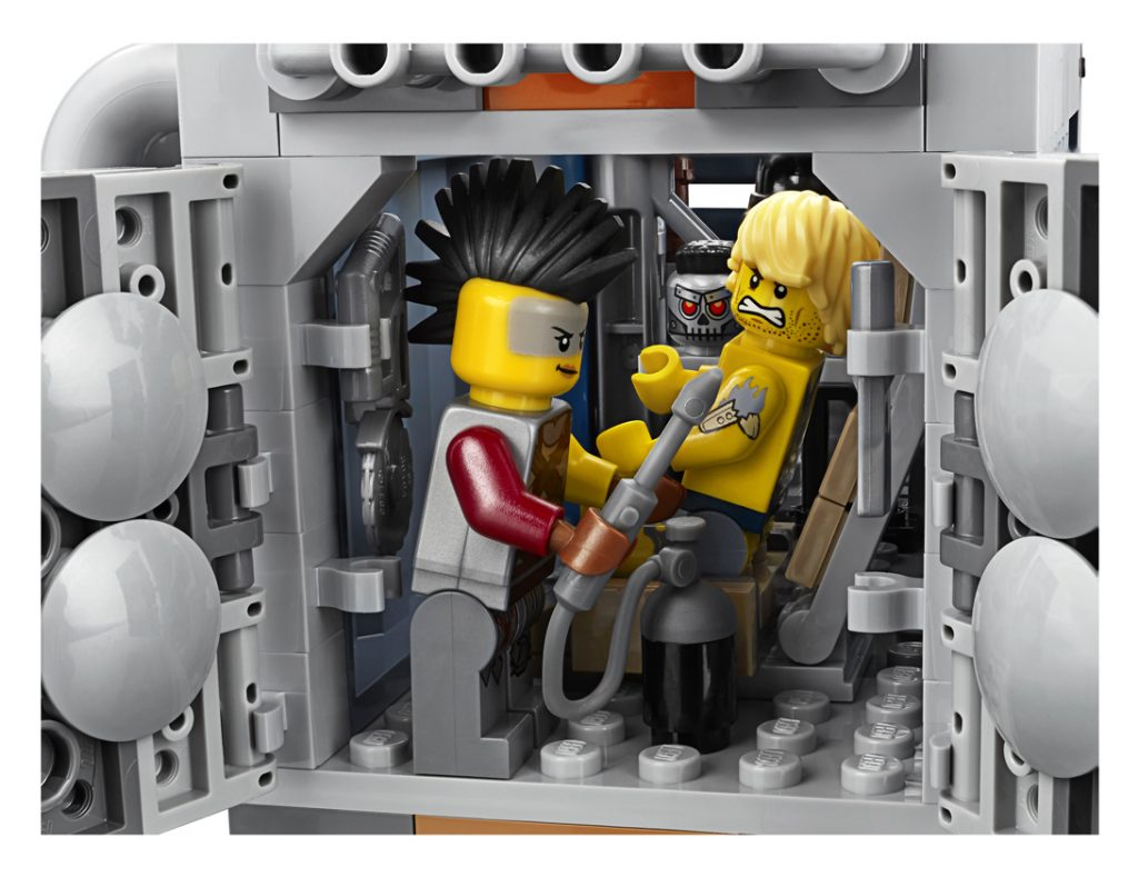 LEGO Movie 2 - Welcome to Apocalypseburg 70840 - Tattoo Parlor