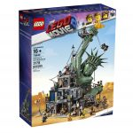 The LEGO Movie 2 : Welcome to Apocalypseburg (70840) is available for order by LEGO VIPs!