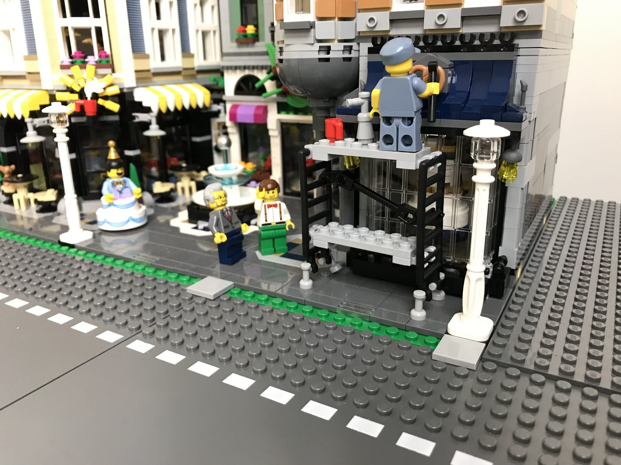 LEGO CITY UPDATE #9: did I listen?