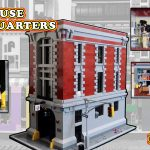 LEGO Ghostbusters Firehouse Headquarters Unboxing, Speed Build and Review (75827)