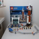 LEGO City Deep Space Rocket and Launch Control 60228 - built