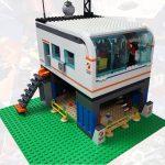 Modifying LEGO City Deep Space Rocket Launch Control 60228 (Part 2)