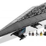 10221 LEGO Super Star Destroyer from 2011