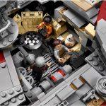 75192 LEGO Millennium Falcon interior