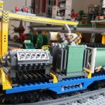 LEGO City Train Custom Cargo MOCs