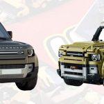 LEGO Technic Land Rover Defender Officially Announced (42110)