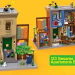 LEGO Ideas 2019 - 123 Sesame Street by bulldoozer21