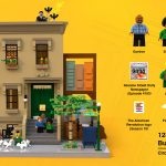 LEGO Ideas 2019 - 123 Sesame Street by bulldoozer21 - Profile and Minifigures