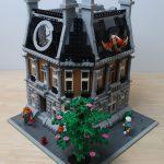 Custom LEGO MOC Sanctum Sanctorum Showdown Modular (76108)
