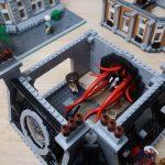Custom LEGO MOC Sanctum Sanctorum Showdown Modular (76108) top floor