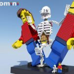 LEGO Ideas 2019 - Anatomini by Stephanix