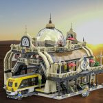 LEGO Ideas 2019 The Train Station: Studgate by Bricky Brick