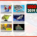 LEGO Ideas 2019 First Review Results by GJBricks