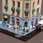 Kahuka Koffee - A LEGO Architecture MOC by Andrew Tate