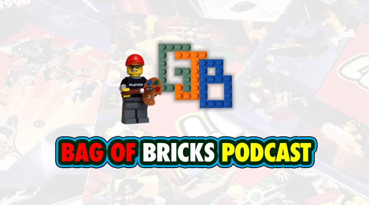GJBricks Bag of Bricks Podcast