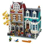 My Thoughts on the new LEGO Creator Bookshop 10270