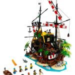 LEGO Pirates of Barracuda Bay (21322) Now available on LEGO Shop@Home