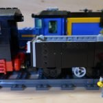 LEGO Train Wagon : Easy how to tutorial with instructions and BrickLink parts list