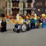 LEGO Fairground Haunted House Revealed (10273)