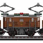 NEW 2020 LEGO Train Crocodile Locomotive 10277 Confirmed!