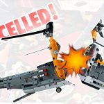 LEGO Technic Bell Boeing V 22 Osprey 42113 Officially Cancelled