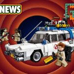 LEGO News: UCS Ghostbusters Ecto-1 and Looney Tunes rumours