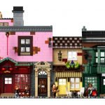 NEW LEGO Harry Potter Diagon Alley (75978) Announced