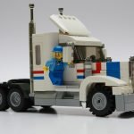 Minifig 5580 Truck by LEGO builder Richard Brown