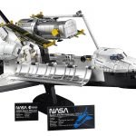 LEGO NASA Space Shuttle Discovery starting to become available