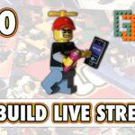 LEGO LIVE STREAM BUILD #60 - Sunday with @Tazzman Bricks and Stani