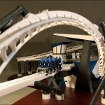 Arduino Controlled 3D Printed Rollercoaster with Launch system