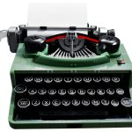 LEGO Ideas Typewriter (21327) now available for purchase on LEGO VIP