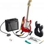 Official Release: LEGO Ideas Fender Stratocaster (21329)
