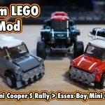 LEGO 1967 Mini Cooper S Rally to Essex Boy Cooper S! (75894)