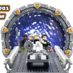 LEGO Ideas Stargate: Creator Interview with Captain Mutant